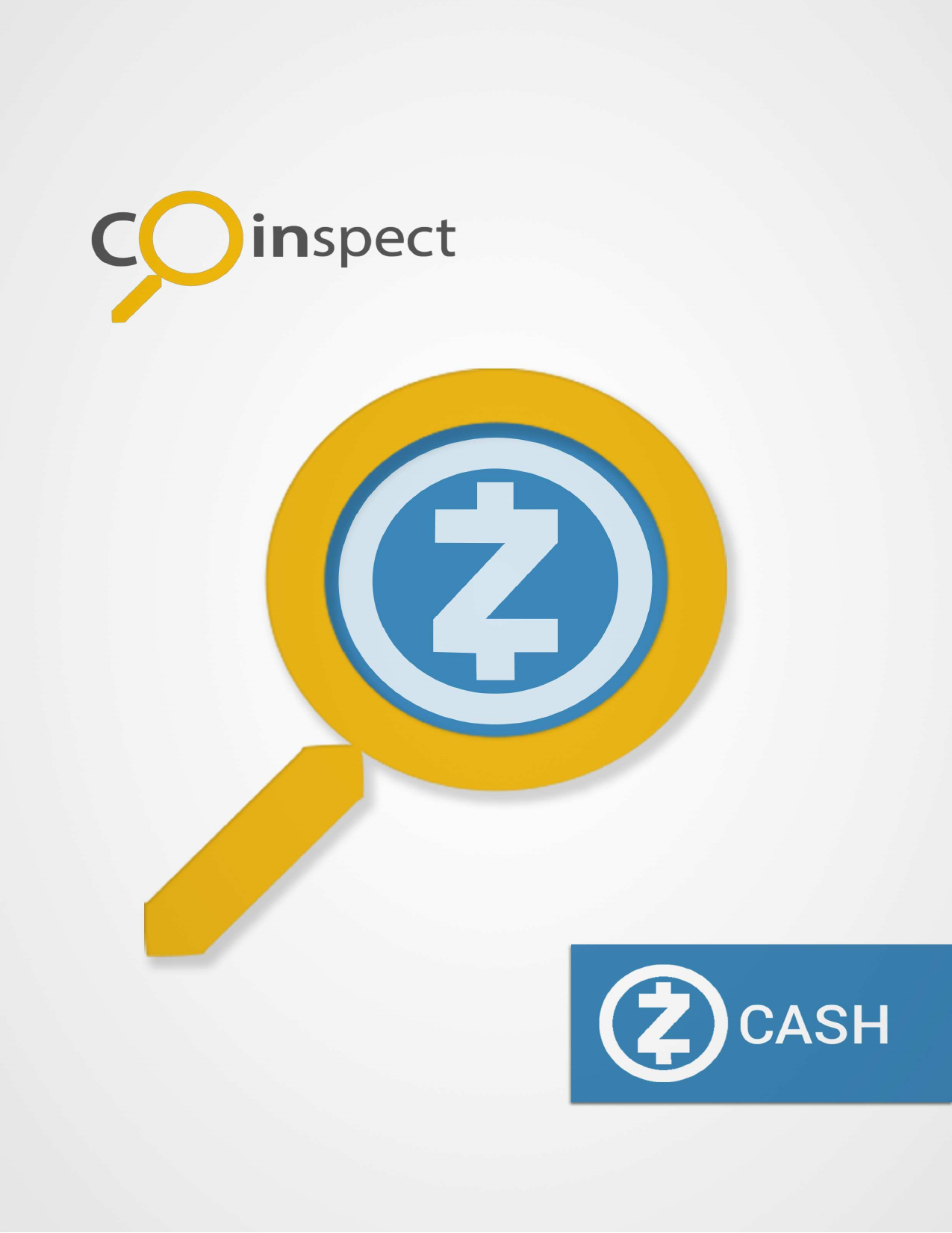 First page of the 'CoinspectReportZcash2016' PDF