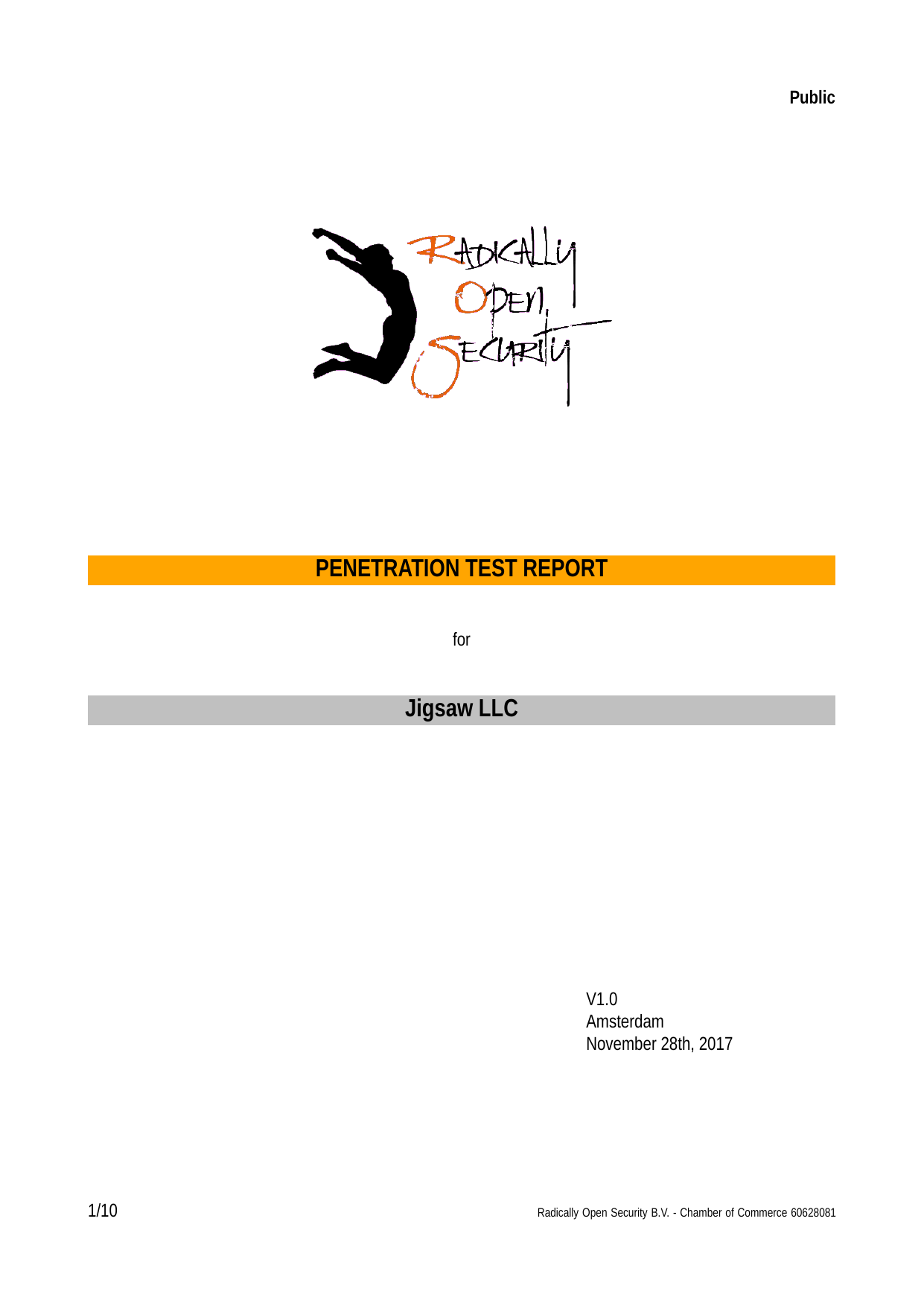 First page of the 'uProxy-report' PDF