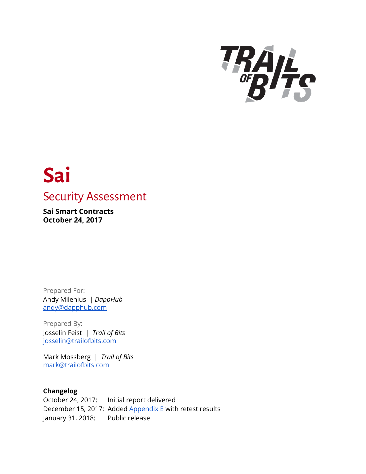 First page of the 'sai' PDF